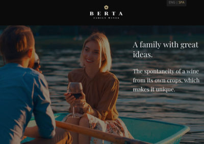 Berta Family Wines
